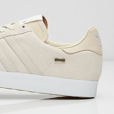 detailed look 934ee 20d57 ... NIB Adidas Consortium x Saint Alfred Gazelle GTX Sneakers Ivory Off  White BB0894 11