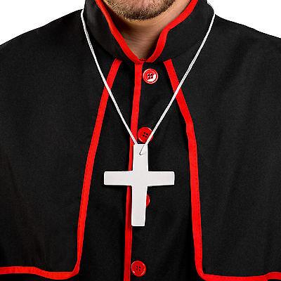 Déguisement  de Cardinal,Evèque,Monseigneur,Prélat,Homme,Carnaval,Costume,Fête