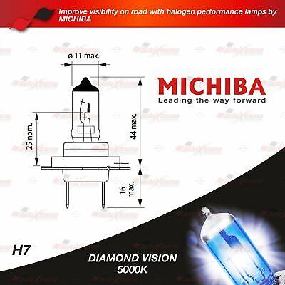 H1 448 55W MICHIBA Scheinwerfer Halogenlampen 5000K GLÜHLAMPEN Xenon Super Weiss