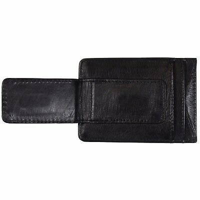 NCAA Auburn Tigers Leather Money Clip//Cardholder Wallet