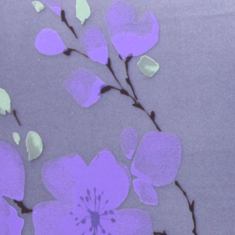 Película de la Ventana Vidrio Decorativa Privacidad Estampado Vinilo Esmerilado 6