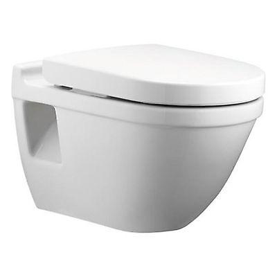 PRESSALIT 3 WC Sitz / Duravit Starck 3 Weiß