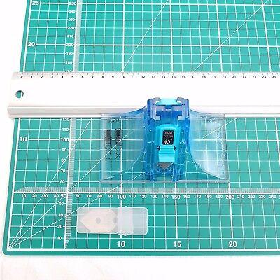 Jakar A3 Picture Photo Mount Cutter 40cm Guide Ruler & Cutting Mat Set Kit 3