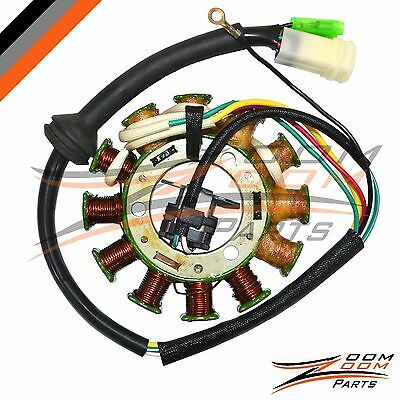 Electric Stator Coil For Yamaha Banshee 350 YFZ350 1987-1994 P IS15