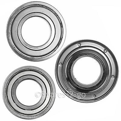 INDESIT Washing Machine Drum Bearing Kit 35mm Bearings Replacement Part