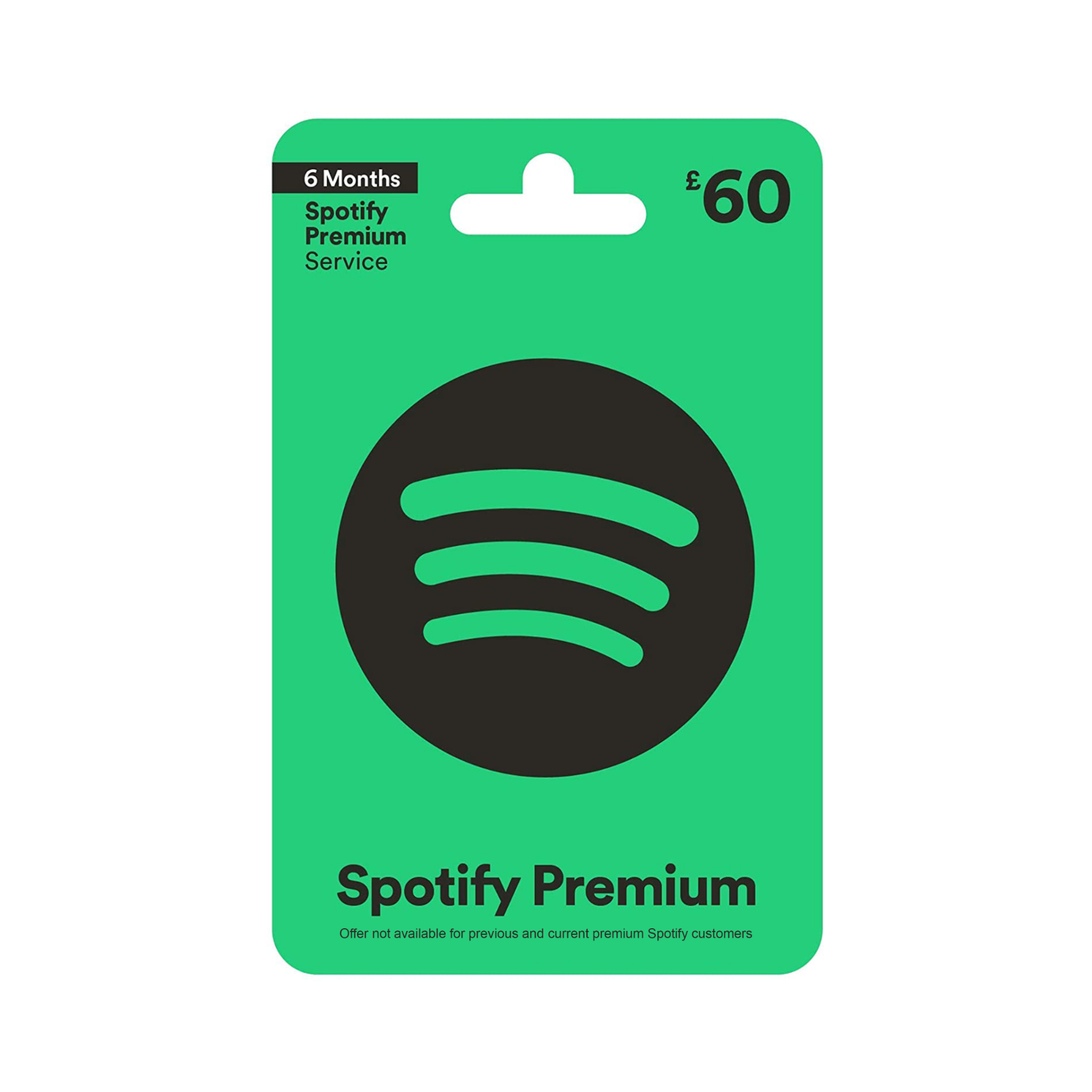 Spotify Premium: 6 Months Code (New Accounts Only) FAST DELIVERY 2