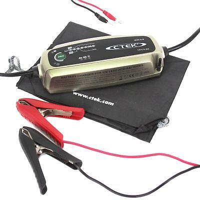CTEK Chargeur Batterie 3.8 mxs3.8 Chargeur de Batterie Chargeur de batterie 12v 2