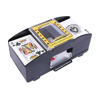 Automatic Playing Cards Card Games Poker Sorter Mixer Shuffler Shuffling Shuffle 4