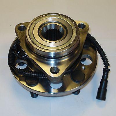 Radlagersatz 2 Vorne Wheel bearing Hub  ORIGINAL SsangYong Rexton Kyron AWD TOD