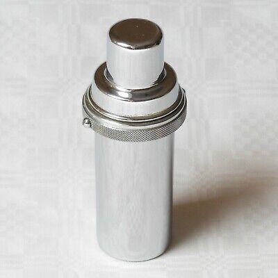 Vintage - Aesculap Aufbewahrungsbox für Spritzen und Nadeln / Sterilisator / WW2 8