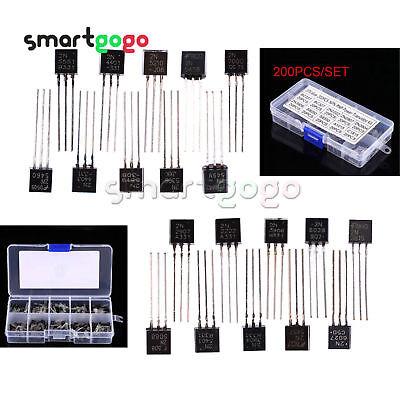 Transistor S8550 J210 J310 2SA1015 S9012-S9018 S9014 MPSA42 MPSA92 KSP92 A2TS