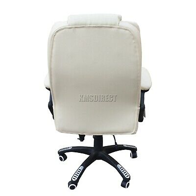 WestWood Heated Massage Office Chair – Leather Gaming Recliner Swivel Computer 12