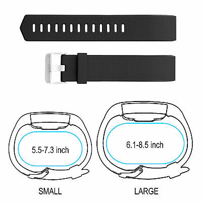 Various Band Replacement Wristband Watch Strap Bracelet For Fitbit Charge 2 2