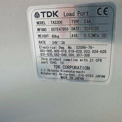 TDK Load Port TAS300 Type E4A 10