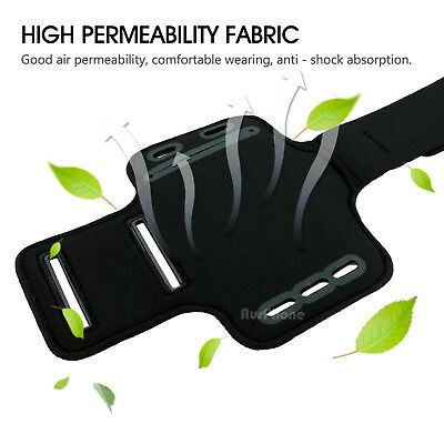 Sports Gym Running Armband Running Exercise Case For iPhone 8 Plus X 6 7 5 4