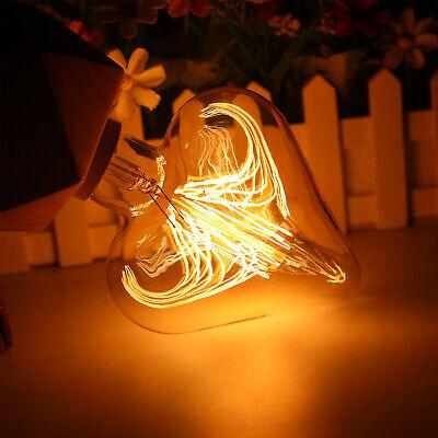 E27 40w Vintage Led Edison Ampoule Filament Clair Décoration de Maison 12