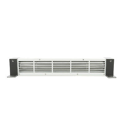 Low Power Radiator Fan Eco Energy Single Double Grill Top & Convention Heaters 5