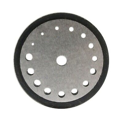 Large round Staking anvil 15 holes watch tool riveting 2