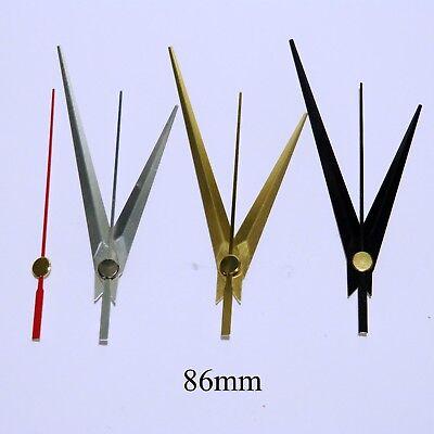 Replacement Quartz clock mechanism, choice of movement and hands, DIY repair kit 6