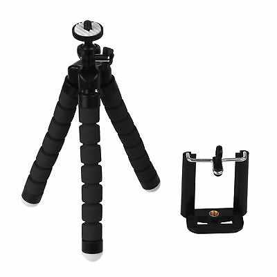 Universal Mini Mobile Phone Tripod Stand Grip Holder Mount For Camera cell phone 12