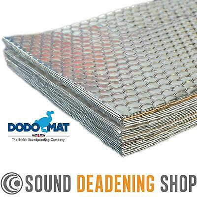 Sound Deadening Dodo Mat DEADN ® Hex 20 Sheets 20sq.ft Car Vibration Proofing 2