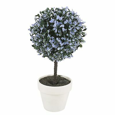 Decorative Artificial Outdoor Ball Plant Tree Pot Colour Small Medium Large 8