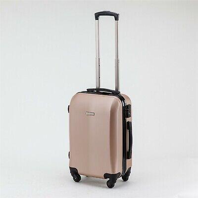 1pc-2pc-3pc Luggage Suitcase set Trolley Travel Bag 4 Wheel TSA lock lightweight 4