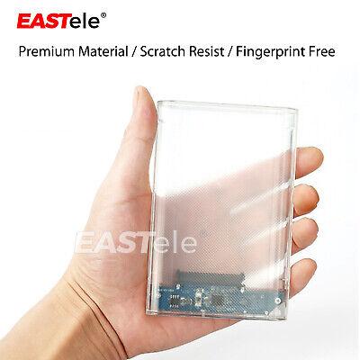 "USB 3.0 Transparent 2.5"" SATA 3.0 5Gbps SSD HDD Hard Disk Drive Enclosure Case 10"