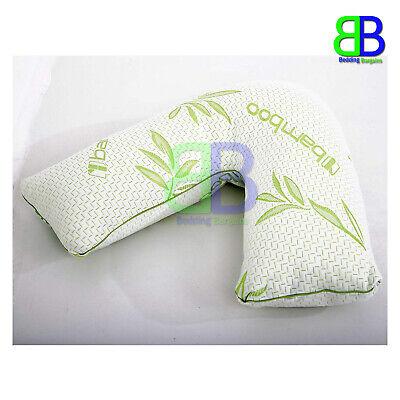 Maternity Pillow V Shaped Back Neck Nursing Support Orthopedic Best Xmas gift