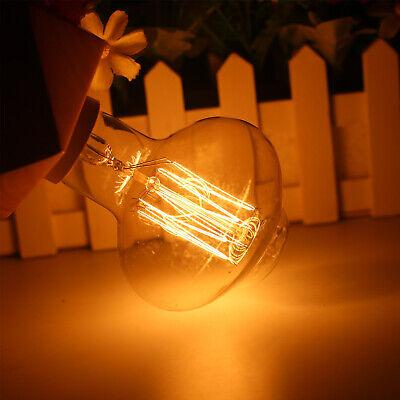 E27 40w Vintage Led Edison Ampoule Filament Clair Décoration de Maison 9