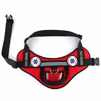 ALL ACCESS CANINE™ Service Dog - ESA Dog - Therapy Dog Vest Waterproof Harness 6
