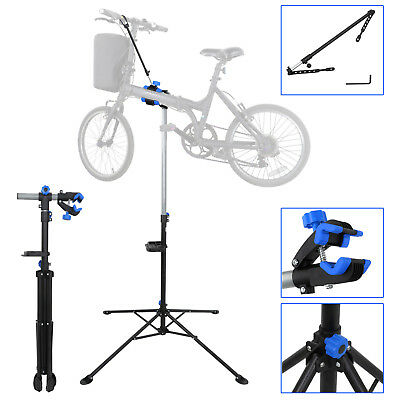 """Pro Bike 42"""" To 74"""" Repair Stand Adjustable w/ Telescopic Arm Cycle Bicycle Rack 12"""