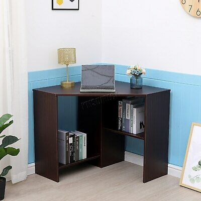 Westwood Pc Computer Desk Corner Wooden Desktop Table 2