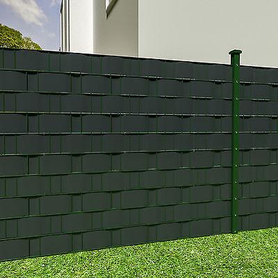 ROULEAU 35MX19CM PVC brise-vue pare-vent pour clôture terrasse ...