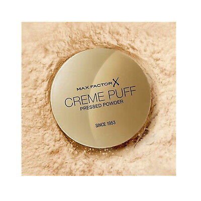 Max Factor Creme Puff 2in1 Face Compact Pressed Powder Foundation 21g 7