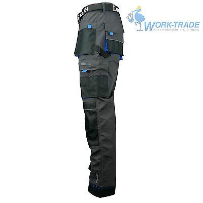 Arbeitshose Bundhose Arbeitskleidung Hose Herren Grau Schwarz Blau Gr. 46-62 6