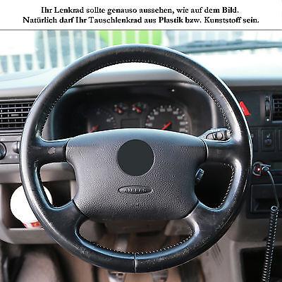 VW Lenkrad T4 Tuning Neu Beziehen 11218