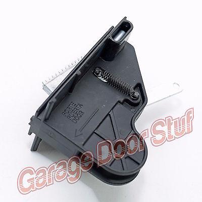 Genie garage door opener screw drive carriage