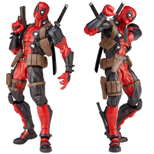 The Avengers Marvel Superheld Spiderman Deadpool Action Figur Figuren Kinder Toy 4