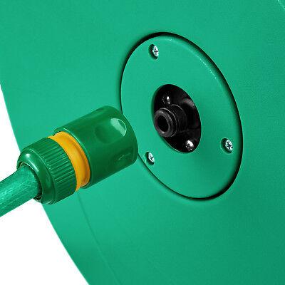 Enrouleur automatique de tuyau d'arrosage pour jardin Tuyau d'eau inclus 20 m 8