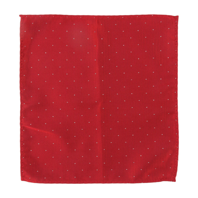 Luxury Men Polka Dot Handkerchief Silk Pocket Square Hanky Multi Party Hankies