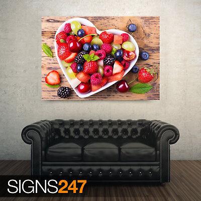 Photo Picture Poster Print Art A0 A1 A2 A3 A4 ORANGE FRUITS AE235