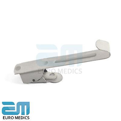 Dental X-Ray Film Hanger Single Clip Dentistry Equipment NEW CE 3