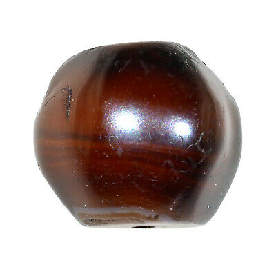 (2522) Ancient  Agate Bead from China-Tibet,  唐朝 4