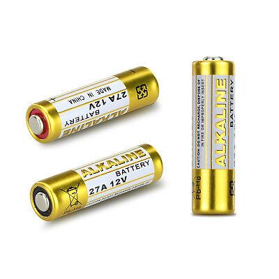 5x OZ 27A 12V MN27 LR27A A27 L828 V27GA Alkaline Battery Garage Car Remote Alarm 2