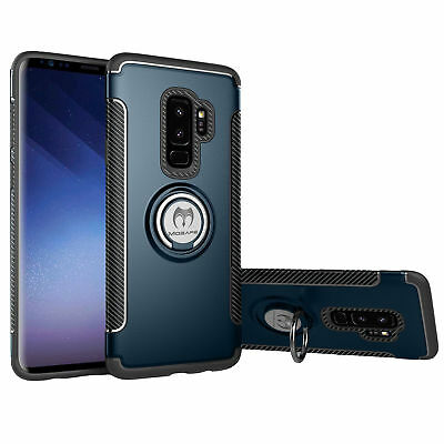 Mosafe® For Samsung Galaxy S9/S8 Plus/Note 9/8 Ring Holder Shockproof Case Cover 6