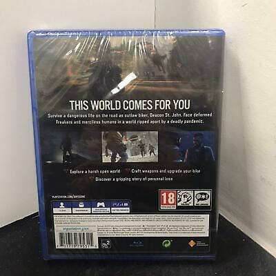 Days Gone PS4 Playstation 4 Game - New & Sealed 2