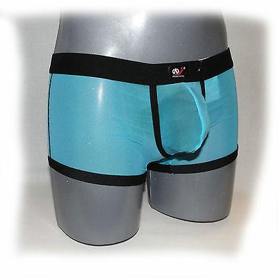 WJ - Pants Transparent Rot Size M - extra heiß -  (562) 6