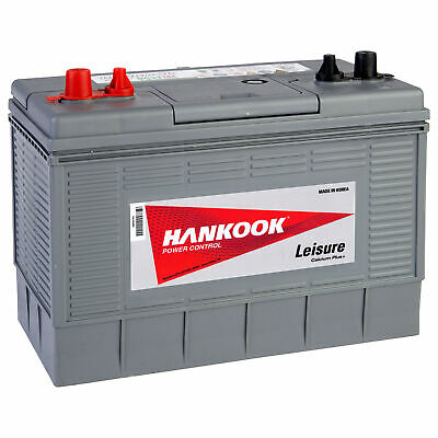 12V 100Ah Batterie Décharge Lente Pour Caravane, Camping Car et Bateau 2