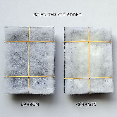 5 X Bj Filters Compatible Aqua Zone 28 - Carbon / Ceramic Kits  6 Months Supply 4